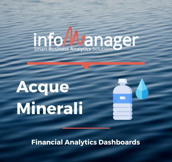 Cruscotto di analisi economico-finanziaria delle aziende acqua minerale