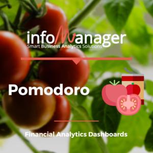 Cruscotto di analisi economico-finanziaria delle aziende che lavorano il pomodoro