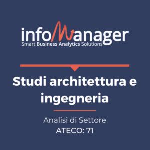 """Analisi economico-finanziaria del settore """"Studi architettura e ingegneria"""""""