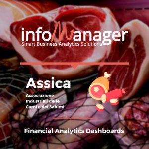 Analisi economico-finanziaria delle aziende dell'associazione ASSICA (Associazione Industriali delle Carni e dei Salumi)