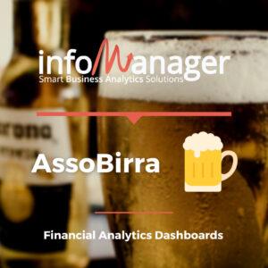 Piattaforma di analisi economico-finanziaria sulle aziende associate ad AssoBirra