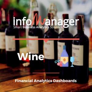 Piattaforma di analisi economico-finanziaria sulle aziende del settore Vino